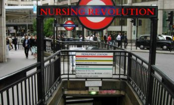NURSING REVOL london